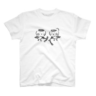 チュンチュン T-shirts