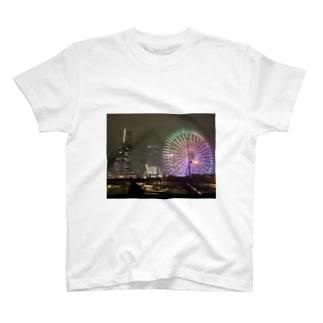 みなとみらい T-shirts