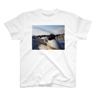 大輔教ディズニーグーフィーグーフ T-shirts