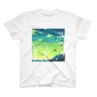 翡翠浸食 T-shirts
