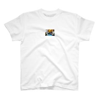 名探偵コナンステッカー T-shirts