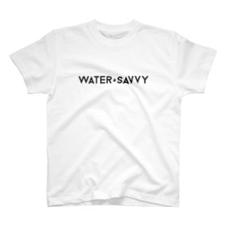 WATER SAVVY T-shirts