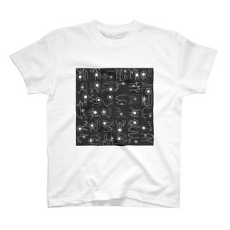 design#009 T-shirts