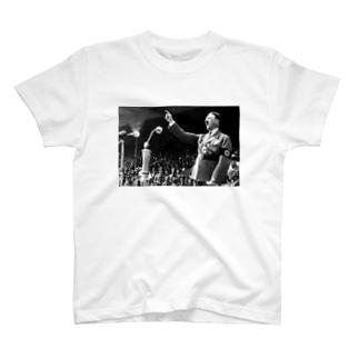 ヒトラー T-shirts