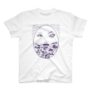 茸舞 T-shirts