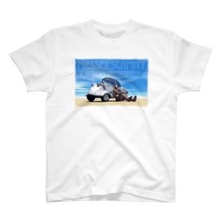 メッサーイラスト01 T-shirts