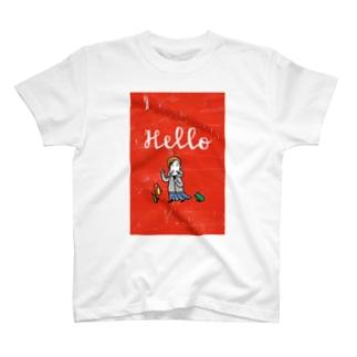 Helloのっち T-shirts