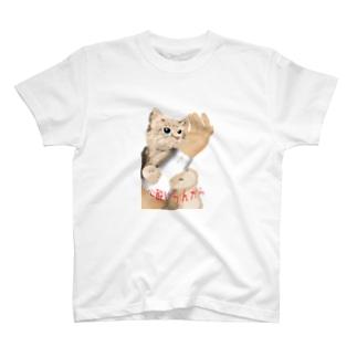バニラの心配いらんから T-shirts
