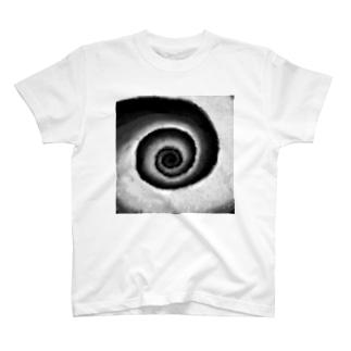 らせん T-shirts