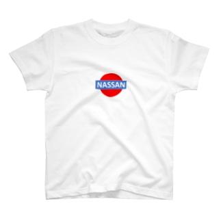 ナッサングッズ T-shirts