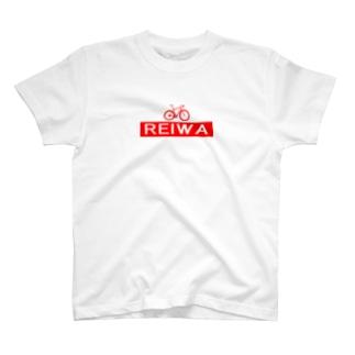 REIWA Tシャツ T-shirts