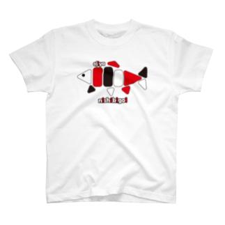 NISHIKIGOI T-shirts