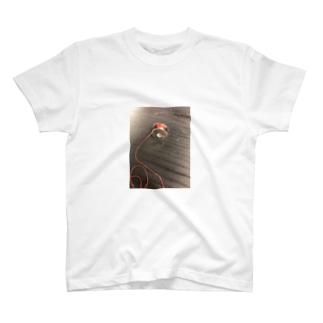 赤ボビンくん T-shirts