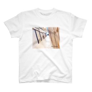 Shutter street  T-shirts