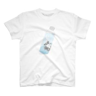 水と女の子 T-shirts