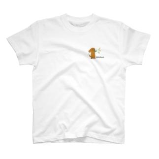 ぼく、だっくすふんと T-shirts