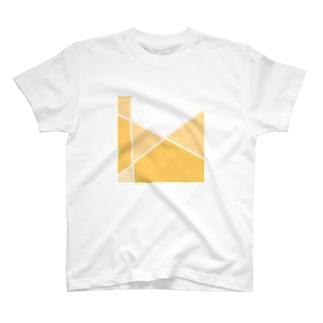 黄色〜 T-shirts