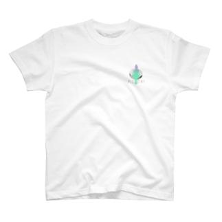 錠剤喰 弐ノ喰 T-shirts