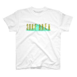 SURF AREA T-shirts
