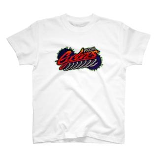 名古屋サイクロンズ・グラフィティロゴ(公認) T-shirts