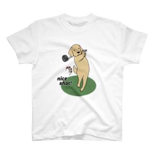ナイスショット T-shirts