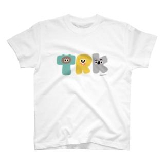 TRK T-shirts