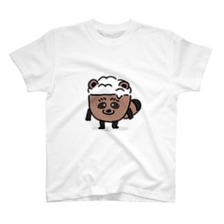 たぬめしくん T-shirts