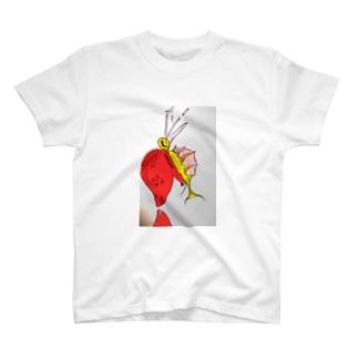 魚の魚釣り T-shirts