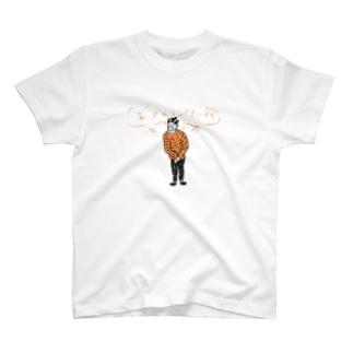 のじのありがとうございます T-shirts