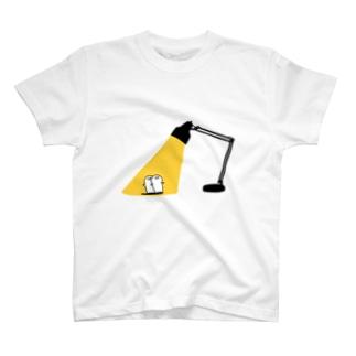 お文具の日光浴 T-shirts