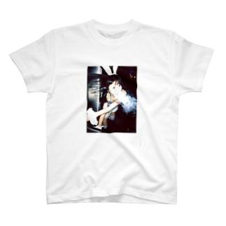 チェキ001 T-shirts