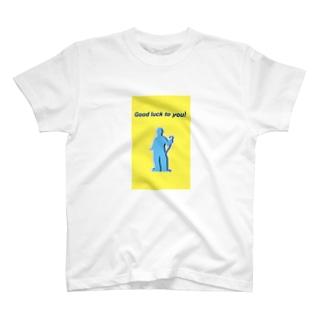 グッドラック T-shirts
