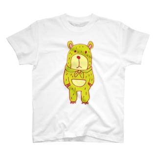 みどりのくま T-shirts