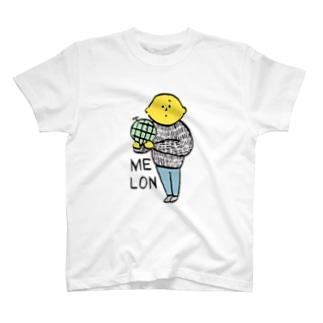 LEMON color T-shirts