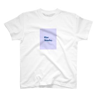 """Blue Monday."" - goods T-shirts"
