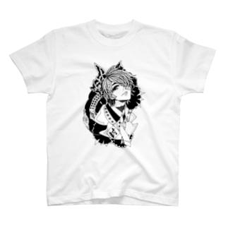 デビルシープ T-shirts