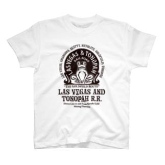Lasvegas Tonopah Railroad T-shirts