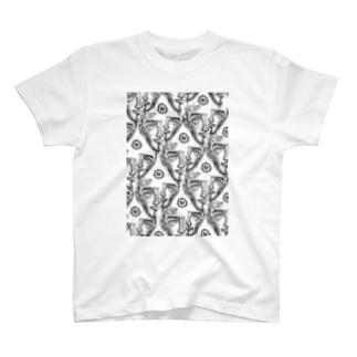 ダンディズムマー T-shirts