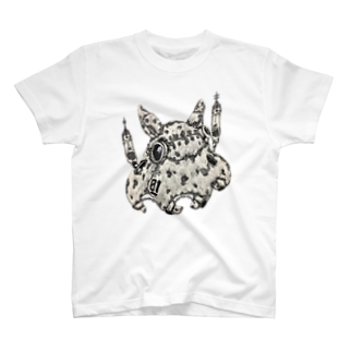 サイダー記念館のメンダコ1号 T-shirts