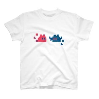 バブルさん T-shirts