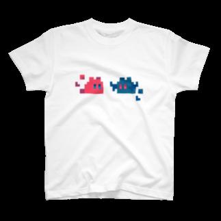 ふしぎまかのバブルさん T-shirts