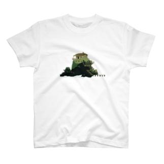 島 T-shirts