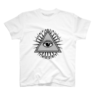 プロビデンスの目 T-shirts
