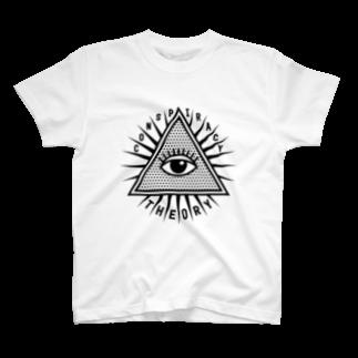dummy49のプロビデンスの目 T-shirts