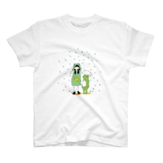 AME TO KAERU T-shirts