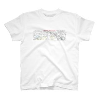 有機化合物グッズ T-shirts