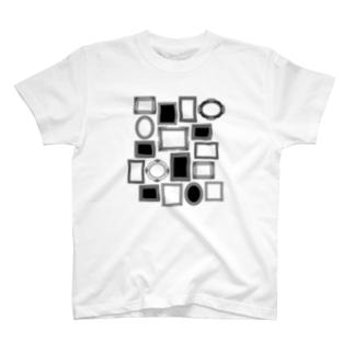 絵のない美術館 T-shirts