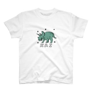 甥っ子へ T-shirts