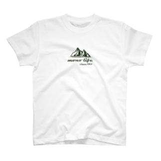 キャンプバカヤロウのmonolife T-shirts