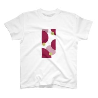 ドット T-shirts